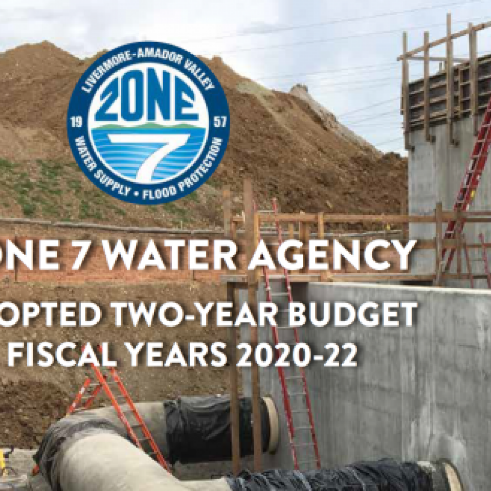 2020-2022 Budget Report Cover Image