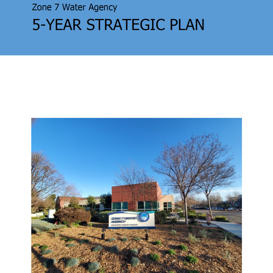 2020-2024 Strategic Plan Cover Image